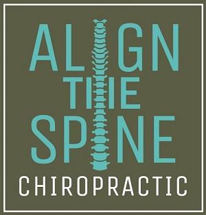 Align the Spine Logo